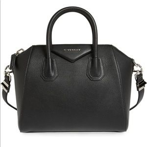 Givenchy Small Antigona Black